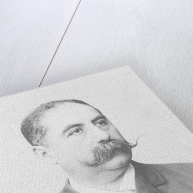 Portrait of Paschal Grousset by Benque Studio