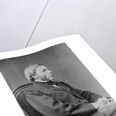 Portrait of Jules Gay-Lussac by Pierre Petit