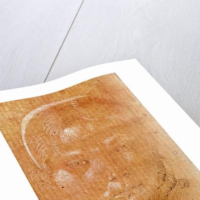 Head of a young girl by Benozzo di Lese di Sandro Gozzoli