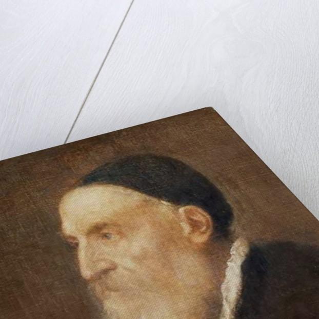 Self-portrait by Titian