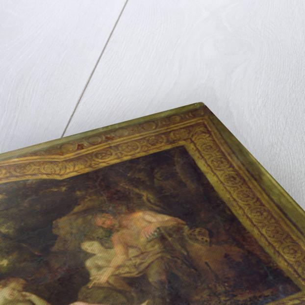 Ceiling of the Hôtel La Rivière by Charles Le Brun
