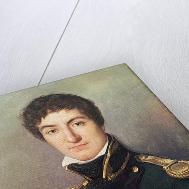Portrait of Lazare Nicolas Marguerite Carnot in 1792 by Francois Bouchot