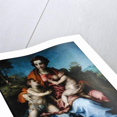 Charity by Andrea del Sarto
