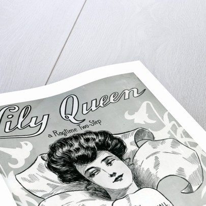 Lily Queen, A Ragtime Two Step by Anonymous