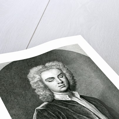 Portrait of John Stanley by English School