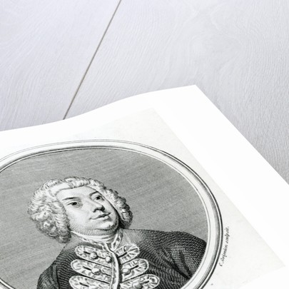 Francesco Bernardi Senesino by Thomas Hudson