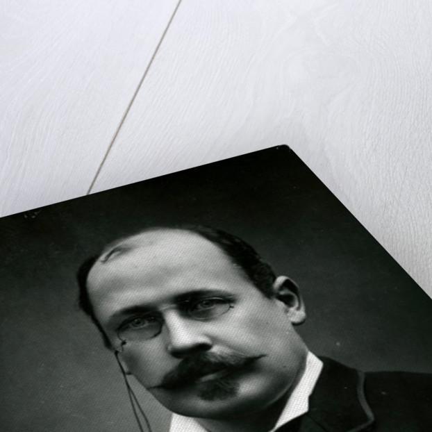 Leon Paul Blouet by Herbert Rose Barraud