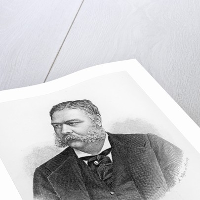 Chester Alan Arthur by French School