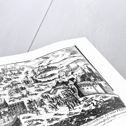 Defenestration of Prague by German School