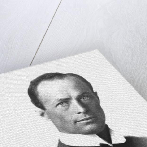 Portrait of Sir Douglas Mawson by English School