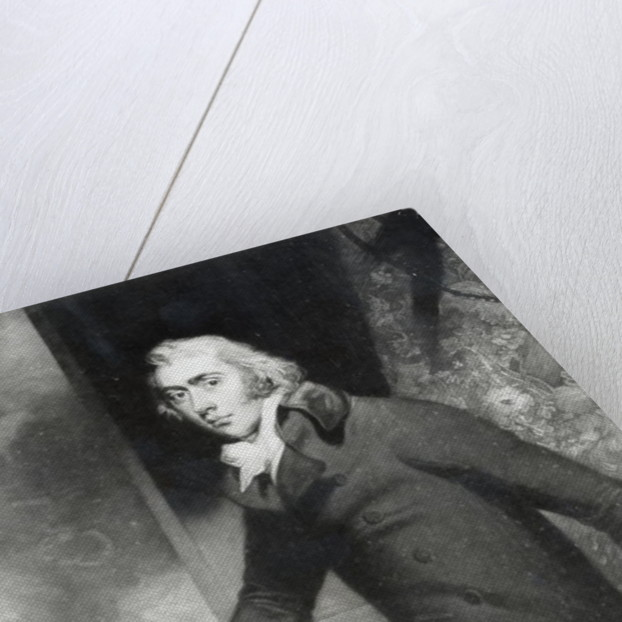Portrait of Charles Grey, Earl Grey by Sir Thomas Lawrence