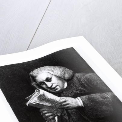 Samuel Johnson by Sir Joshua Reynolds