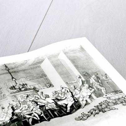 The Brilliants by Thomas Rowlandson