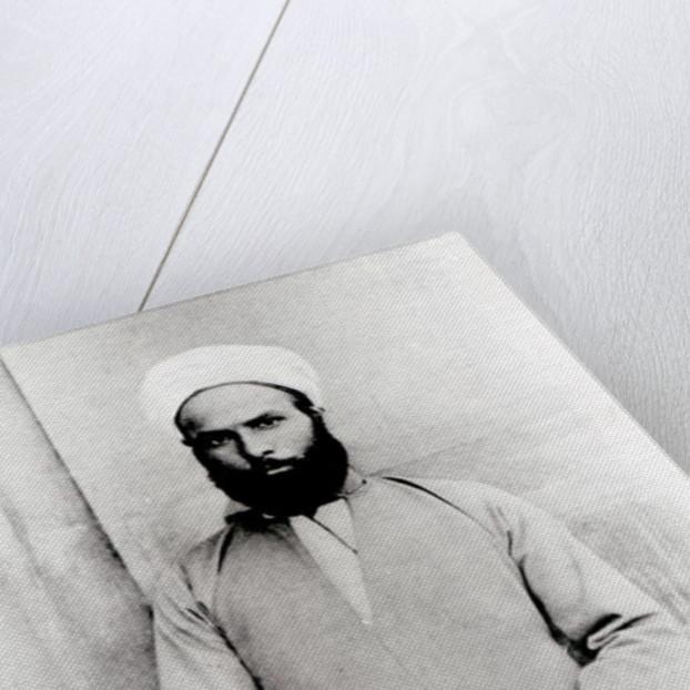 Sheikh Muhammad Abduh by English Photographer