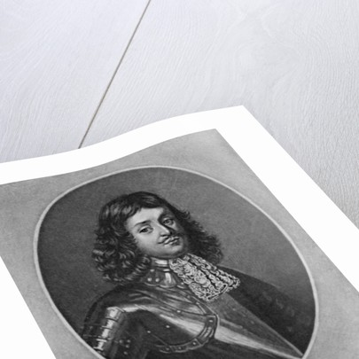 Portrait of Sir Richard Stainer by English School