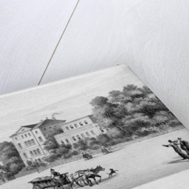 View of Munich by German School