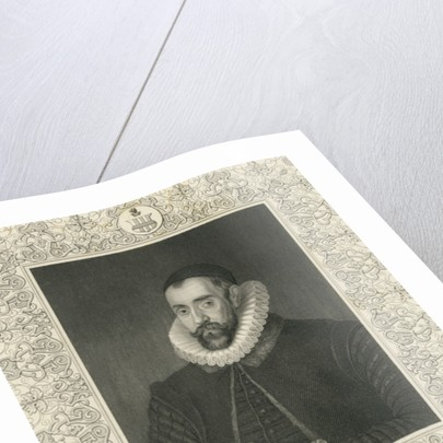 Sir Francis Walsingham by English School
