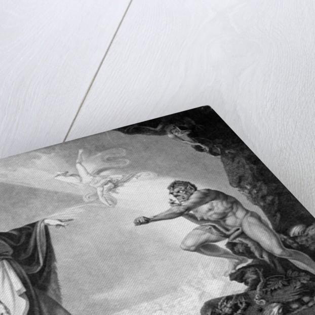 Prospero, Miranda, Caliban and Ariel by Henry Fuseli