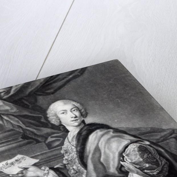 Angelo Maria Monticelli by Andrea Casali