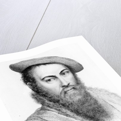 Sir Thomas Wyatt by Hans Holbein The Younger