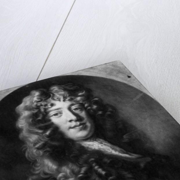 William Wycherley by Sir Peter Lely