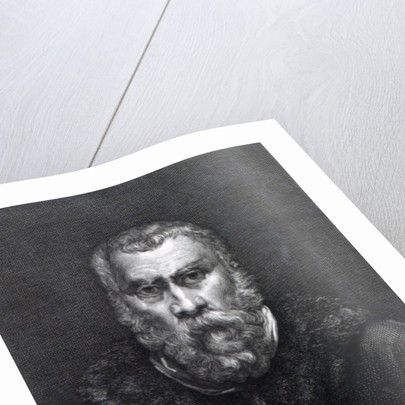Tintoretto by Jacopo Robusti Tintoretto