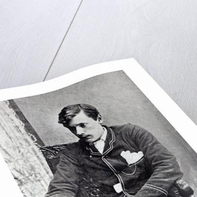 Ernest Dowson by English Photographer