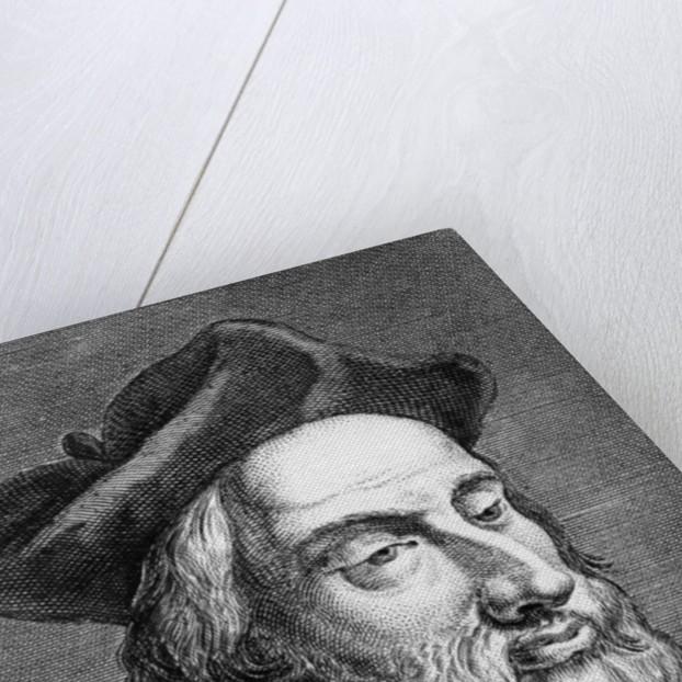 Francesco Berni by Antonio Baratti
