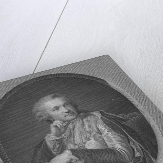 Count Stroganov by Johann Baptist I Lampi