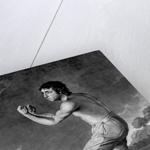 Daniel Mendoza by Charles Jean Robineau