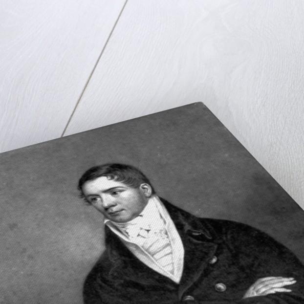 Thomas Belcher, engraved by Charles Turner by George Sharples