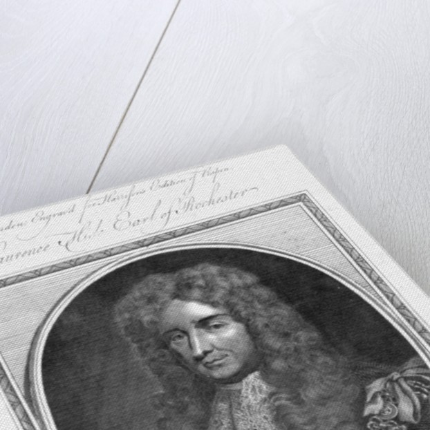 Laurence Hyde, 1st Earl of Rochester by Sir Godfrey Kneller