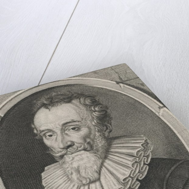 Francois de Malherbe by or Dumoustier