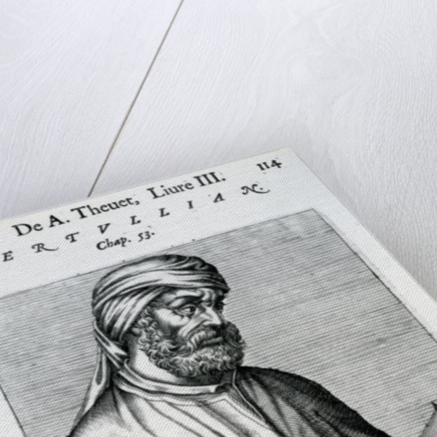 Tertullian by French School