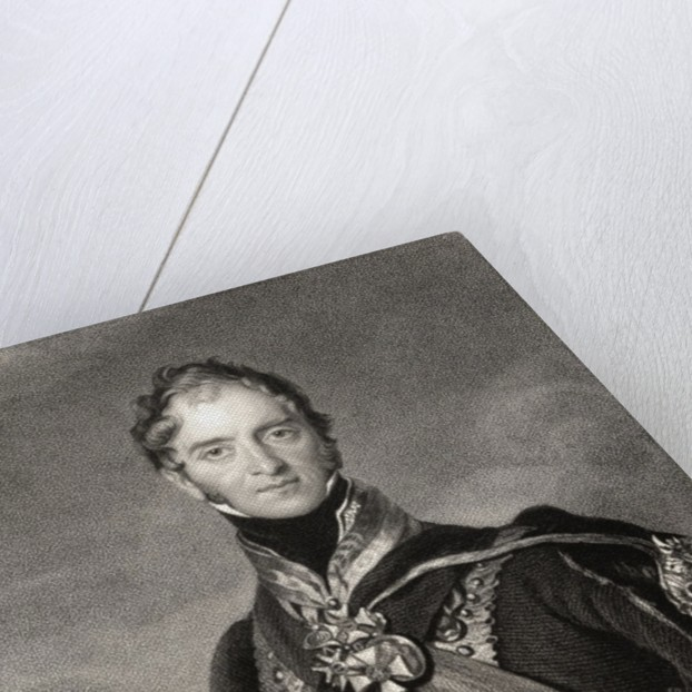 Henry William Paget, 1st Marquess of Anglesey by Sir Thomas Lawrence