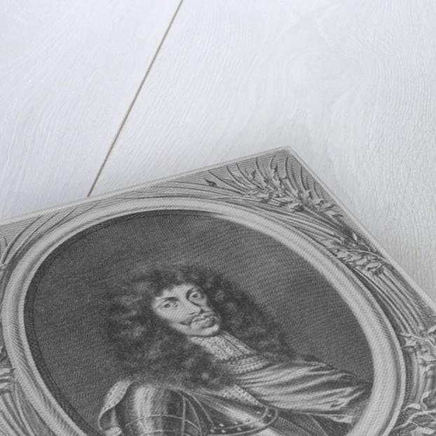Leopold I, Holy Roman Emperor by Sebastian van Dryweghen
