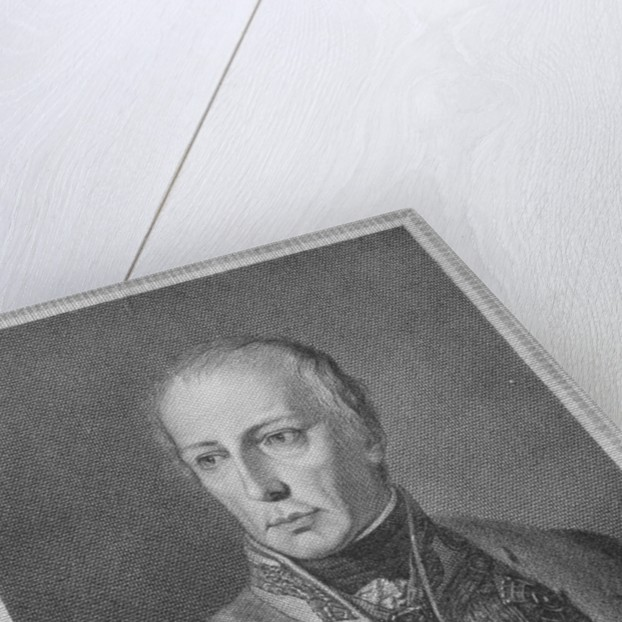 Francis II, Holy Roman Emperor by Natale Schiavoni