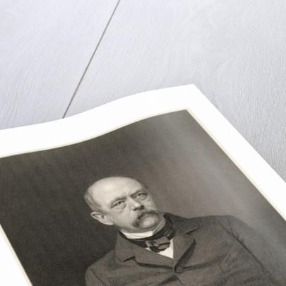 Portrait of Otto von Bismarck by Unknown