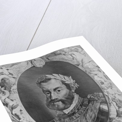 Charles V, Holy Roman Emperor by Pieter Claesz Soutman