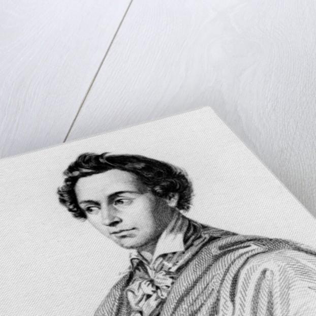 Marie-Antoine Careme, frontispiece to 'l'Art de Cuisine Francaise' by Charles Auguste Steuben