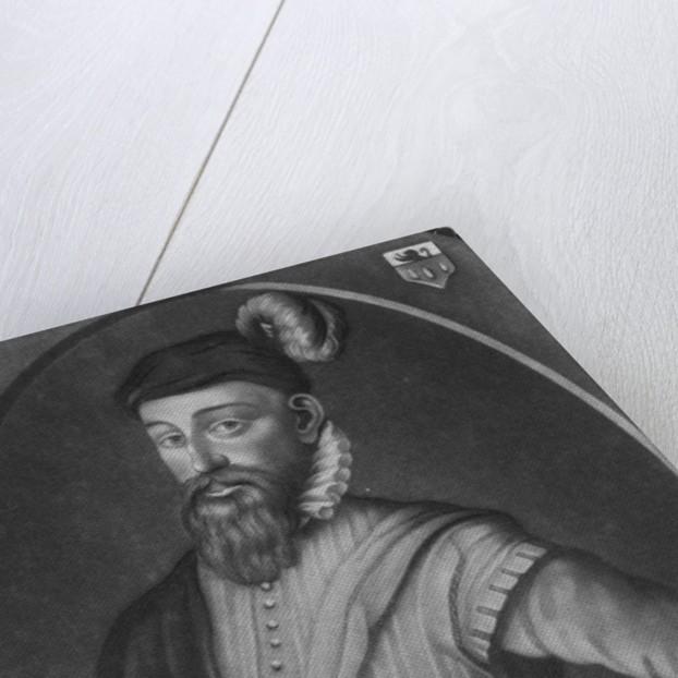 Sir John Perrot by George Powle