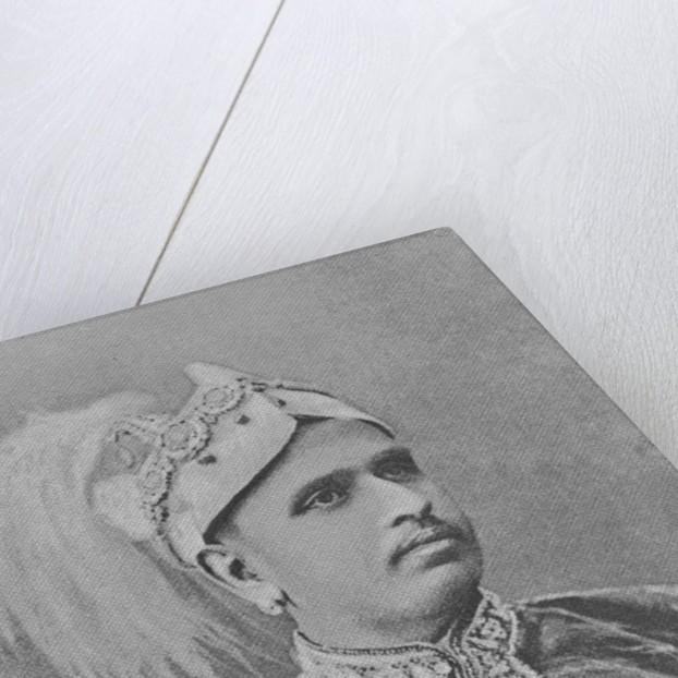 Moolam Thirunal of Travancore by Indian Photographer
