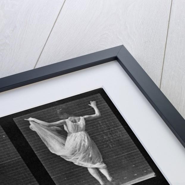 Dancing Woman by Eadweard Muybridge