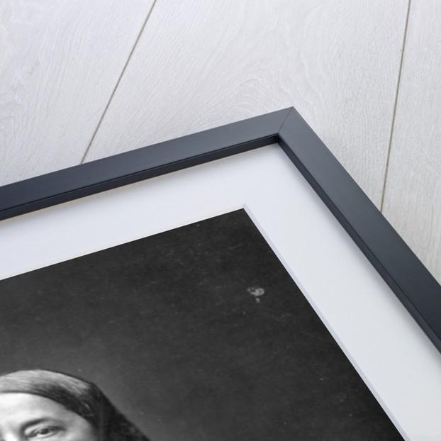 Mme. Pape-Carpantier from 'Galerie Contemporaine' by Nadar