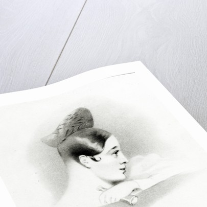 Marie Malibran by Alfred-Edward Chalon