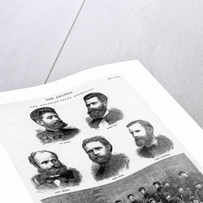 The Austrian Polar Expedition by English School