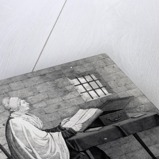 In prison and ye came unto me by Richard Dighton