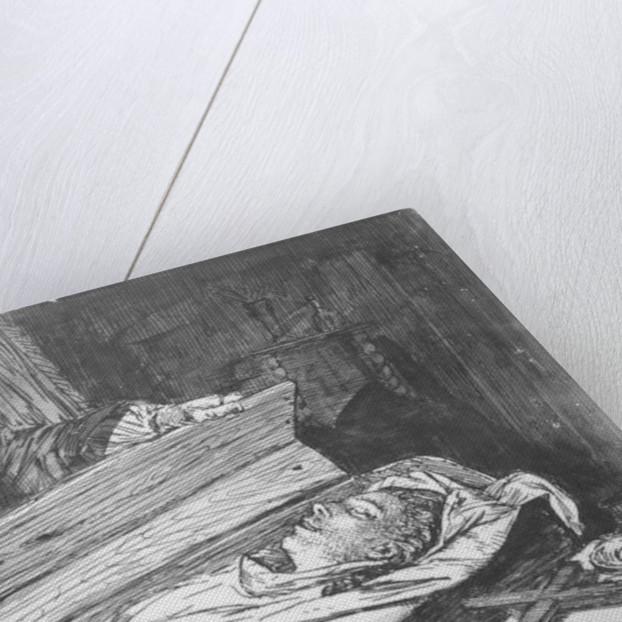 Bérénice by Alphonse Legros