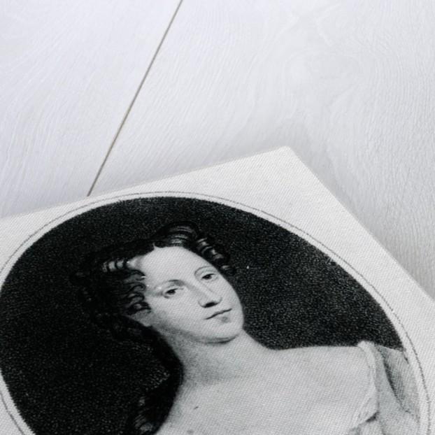 Mary Burwell, Wife of Robert Walpole by English School