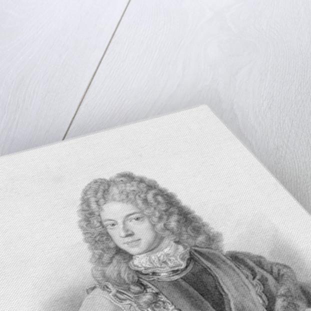 James Stuart, the Chevalier de S. George by Sir Godfrey Kneller
